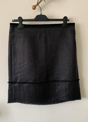 Max mara юбка италия оригинал новая p m-l