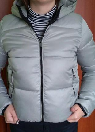 Куртки дутые, женские 2019 - купить недорого вещи в интернет ... 9b8859d97ab