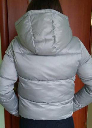 Клевая дутая курточка2 фото