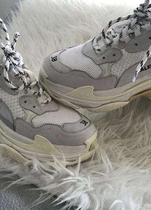 Balenciaga кроссовки 38 размер