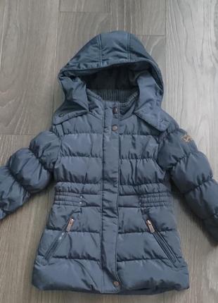 Куртка, пуховик palomino 110