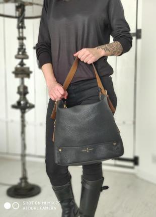 Jasper conran 100 оригинальная сумка. экокожа.