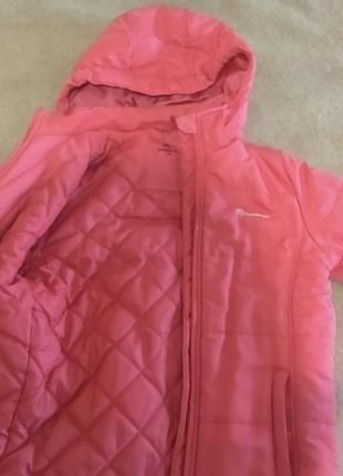 Куртка зимняя для девочки outventure на рост 140см