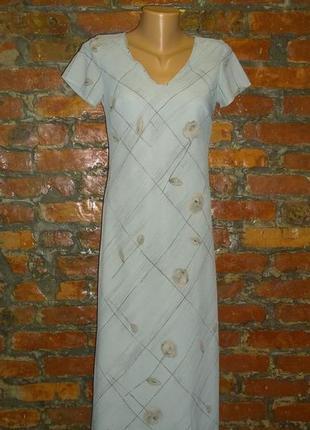 Двухслойное платье next1 фото