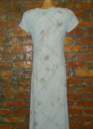 Двухслойное платье next2 фото
