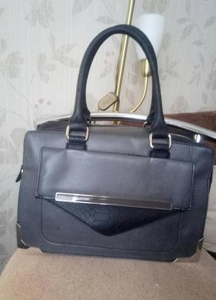 Стильная сумка aldo вместительная