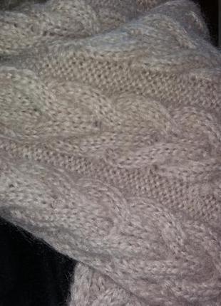 Супер теплый шарф от cos