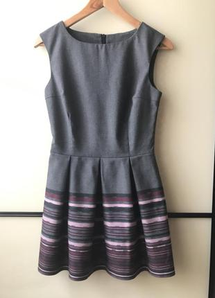 Плаття - сарафан на підкладці