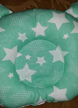 Детская подушка для малыша