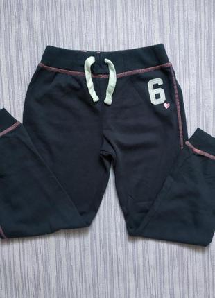 Спортивные штаны на девочку 9 - ти лет, состояние как новое.