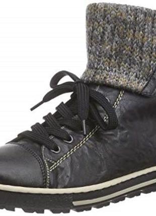 Rieker оригинальные ботинки 39