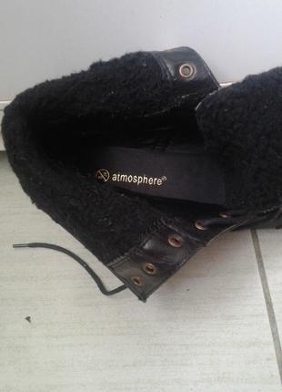 Утепленные ботиночки5