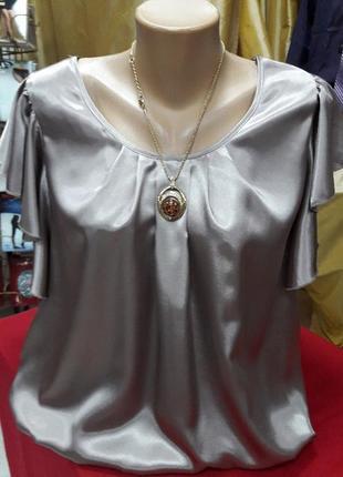 Блуза атлас бонприкс