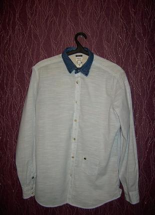 Рубашка от diesel разм.l