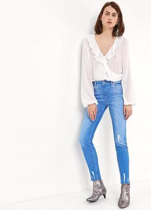 Шикарные джинсы stradivarius, 38р, оригинал испания