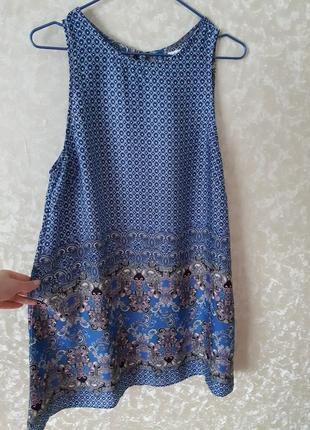 Летнее платье сарафан сукня
