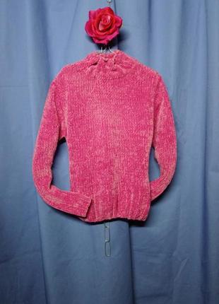 🌺красивый  брендовый вилюровый свитерок 🌺
