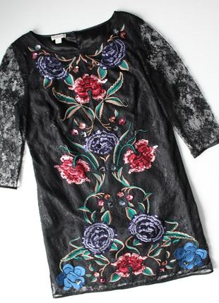 Нарядное платье moonsoon. новое