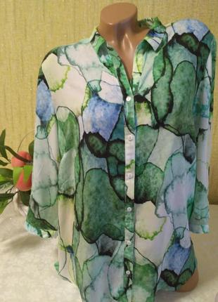 Красивейшая блуза из вискозы