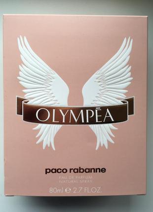 Paco rabanne olympea (eau de parfum) 80 ml.