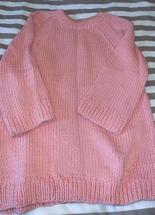 Туника свитер h&m