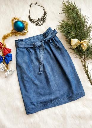 Оригинал. юбка gerard darel з ліоселу. якість lux-класу
