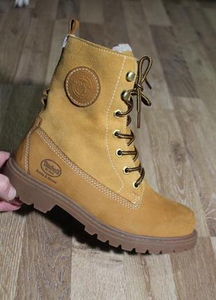 Шикарні черевички від dockers ботинки