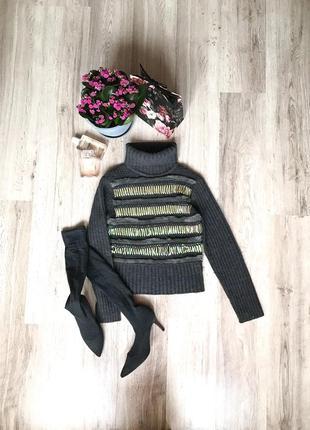 Apart брендовий теплий светрик преміум якість розмір 36-38