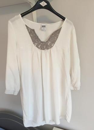 Удлиненная блуза vero moda