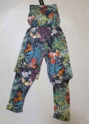 Комбинезон тропикано с биркой jumpsuit