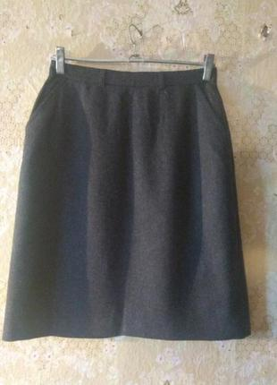 #розвантажуюсь  тёплая юбка -карандаш на подкладе