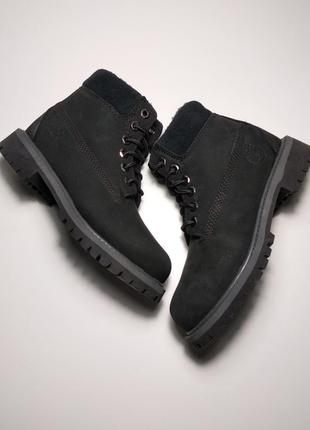 Timberland ботинки зимние оригинал