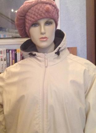 Утепленная куртка бренда bonprix, р. 58-60