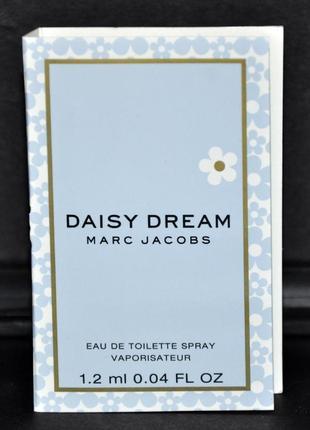 Пробник marc jacobs daisy dream