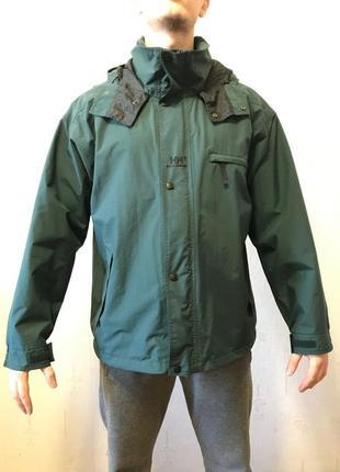 Лыжная куртка helly hansen с мембраной, размер l, оригинал