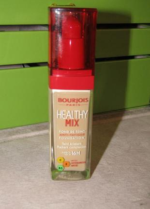 Тональная основа выше всех похвал   healthy mix foundation