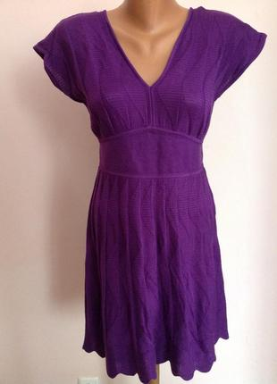 Шикарное брендовое вискозное платье. /s/ brend missoni