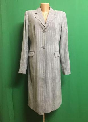 Длинный пиджак-пальто bonprix