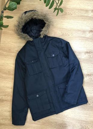 Стильная куртка/парка 11-13 лет