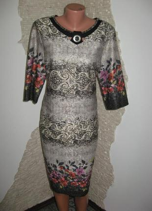 Распродажа до 28.01.продам красивейшее турецкое платье.