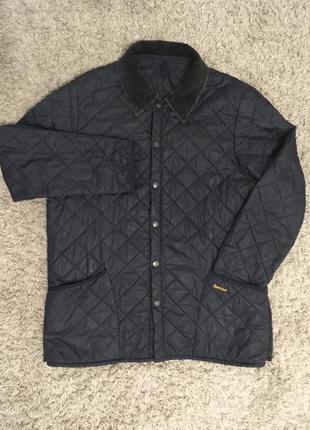 Куртка стёганка barbour оригинал