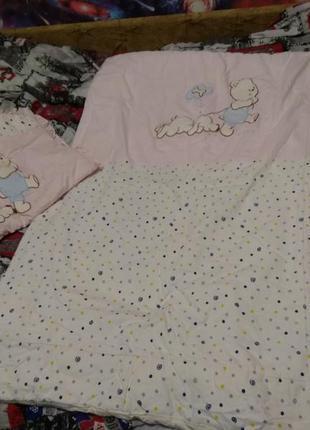 Комплект одеяло,подушка