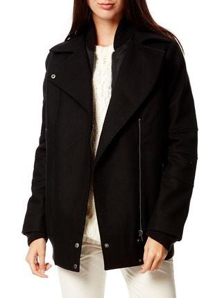 Куртка шерстяная утепленная