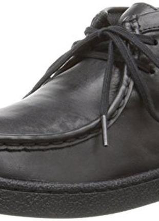 Демисезонные ботинки hush puppies р. 38-24,5см. оригинал