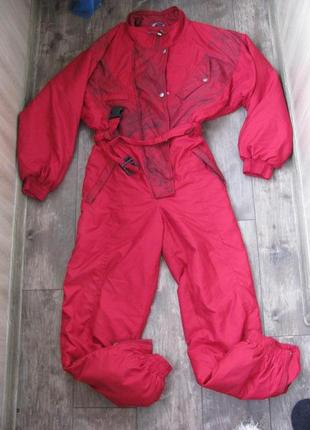 Лыжный комбинезон 48-50 рост 170-180 см l