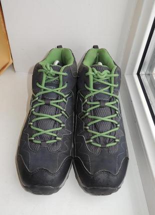 Фирменные мембранные ботинки кроссовки regatta isotex р.36 (23,5 см)