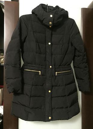 Зимний пуховик, пальто, куртка