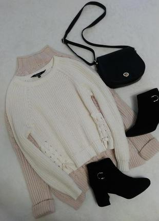 Крутый стильный свитер