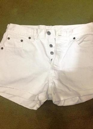 Джинсовые шорты  оригинал