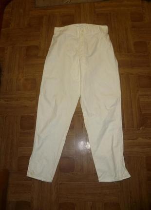 Мужские льняные штаны-нижнее белье армии ссср-винтаж,новые